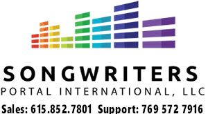 Songwriters Portal Terms